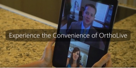 Patient Experience — OrthoLive Telehealth Application