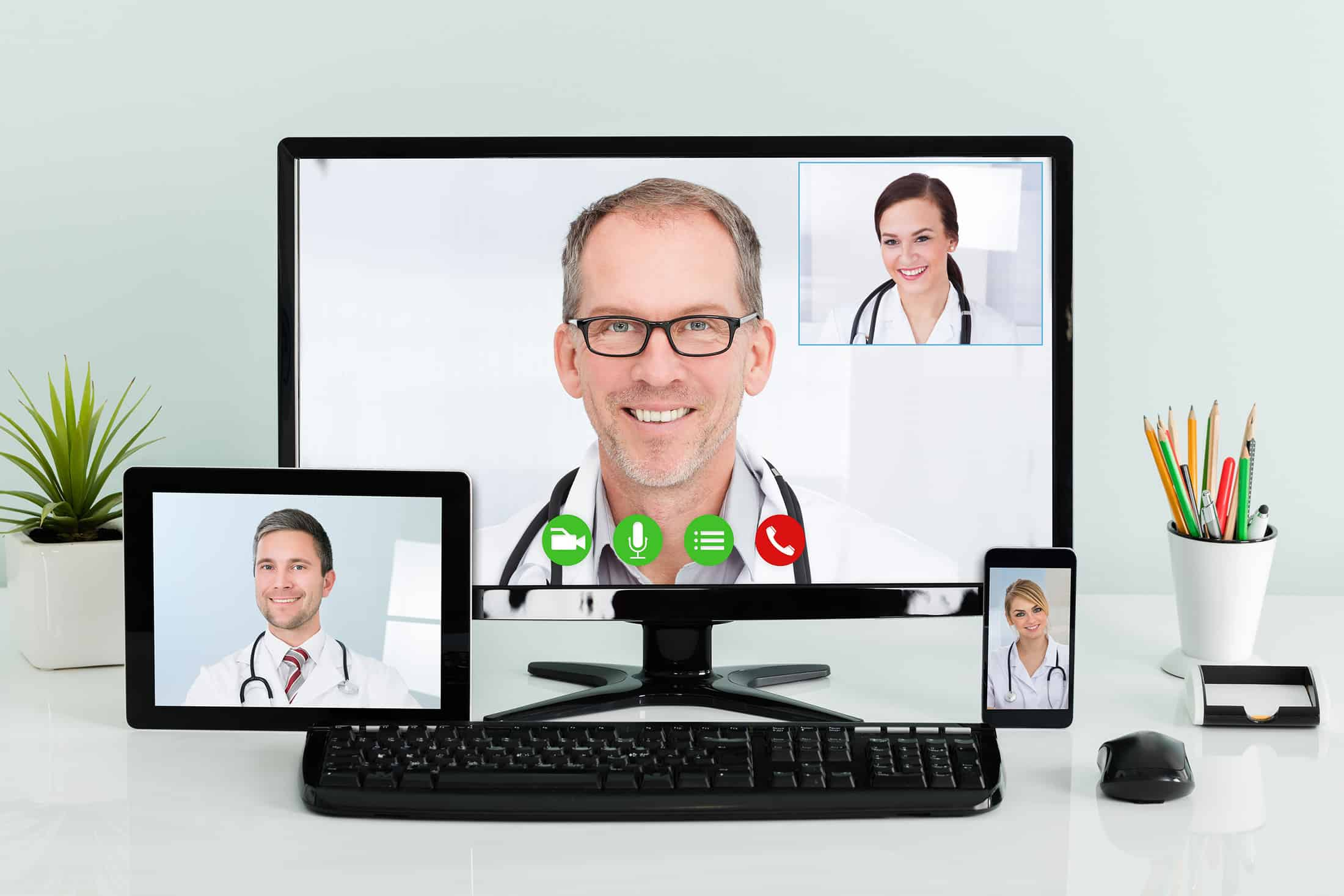 Just the Facts: 30 Telehealth Statistics for Doctors to Know