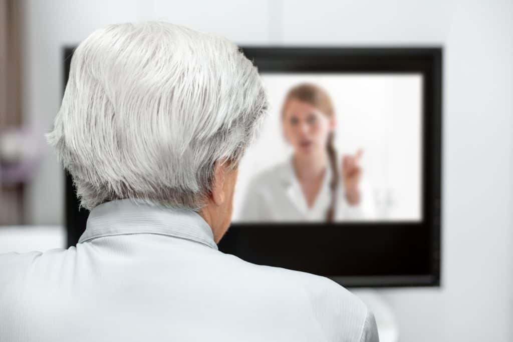 Telemedicine Outcomes for the Elderly – A Review of Three Studies