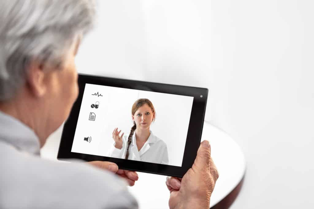 How To Use Telemedicine in the Orthopedic Office