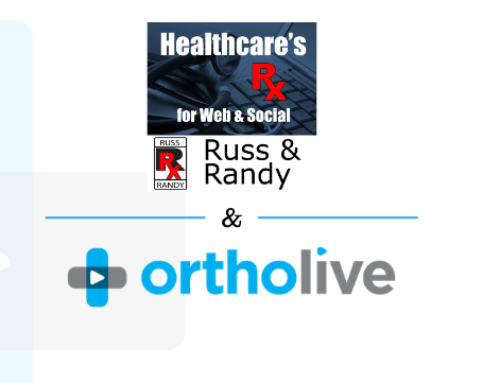 Ortholive Founder Featured on the Russ and Randy Podcast