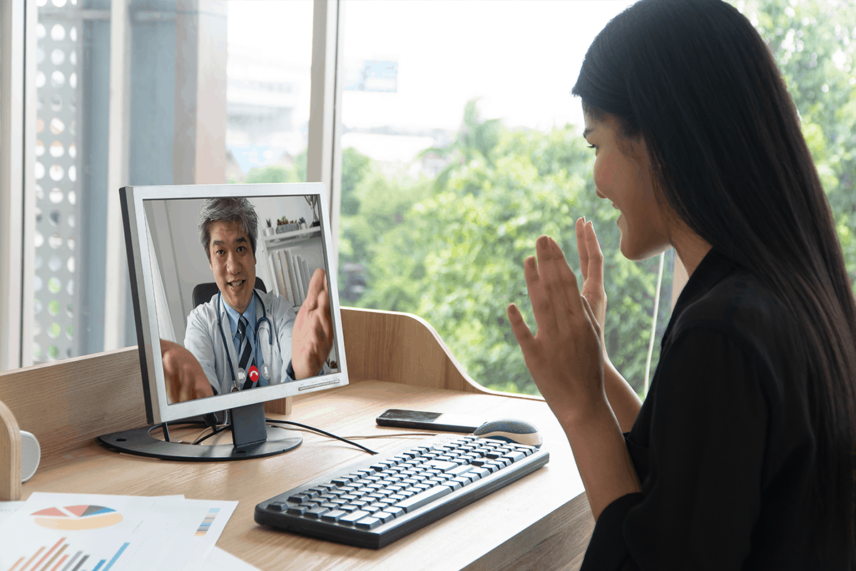 Ortholive remote injury care's telemedicine for employers offers onsite care for workplace injuries.