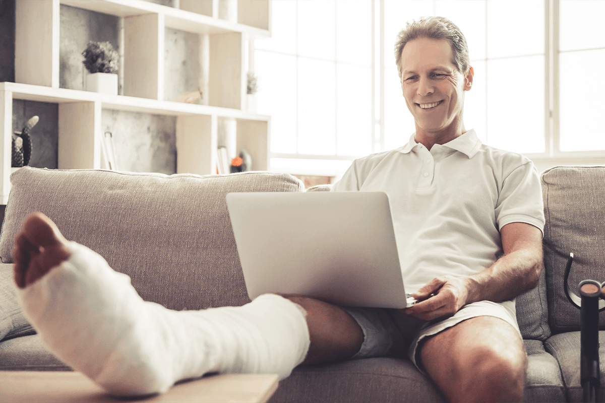 Telemedicine Treatment for Workplace Orthopedic Injuries